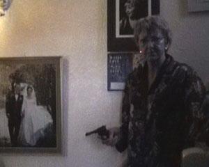 Shes got a gun!